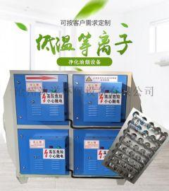 废气处理净化器设备 低温等离子油烟处理设备
