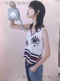 时尚夏装品牌折扣女装直播间特卖货源进货渠道