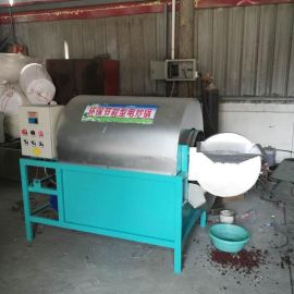 商用炒货机 滚筒炒籽机 电加热智能温控菜籽炒货机