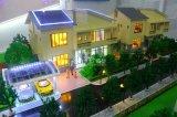展览模型学校规划沙盘模型定制区位模型沙盘制作