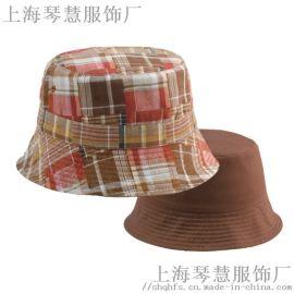 漁夫帽休閒帽實體工廠