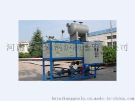 河南太康锅炉电加热导热油炉
