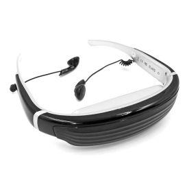 VR头戴显示器电视视频眼镜影院3D Video  glasses68寸大屏幕8 GB内存