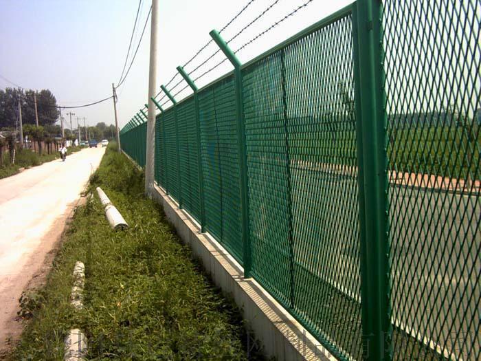 監獄防護網 廠區防護網 倉庫隔離柵