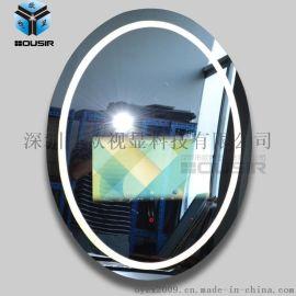 欧视显镜面电视浴室卫生间防水电视机智能触摸魔镜