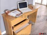 我居我潮创新家具《多功能床头柜变身梳妆台》