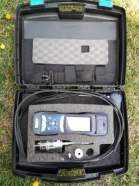 意大利进口的手持式烟气分析仪C600可以检测六种组分
