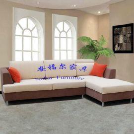 安福尔家具布艺沙发休闲沙发大小户型沙发储物沙发贵妃沙发尺寸大小顡色可订做