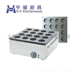上海9孔红豆饼机,电12格红豆饼机器,16孔燃气红豆饼机,32格煤气红豆饼机