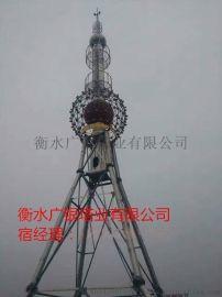 厂家直销不锈钢避雷塔,不锈钢装饰塔