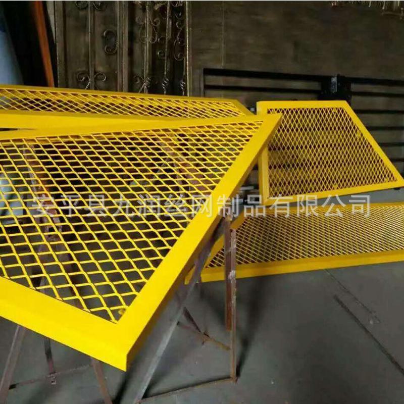 菱型铝板钢板网 耐磨金属板网 房屋吊顶装饰网