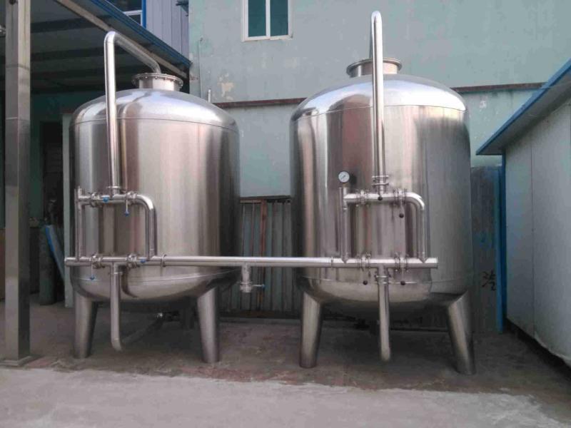 厂家直销多介质过滤器    活性炭过滤器  离子过滤器 软化水过滤