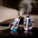 厂家生产USB灯泡加湿器LED夜灯车载喷雾加湿器 美容补水仪外贸礼品定制
