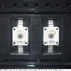 940nm大功率 7060红外点阵灯加强版 晶元42mail 红外3w发射管