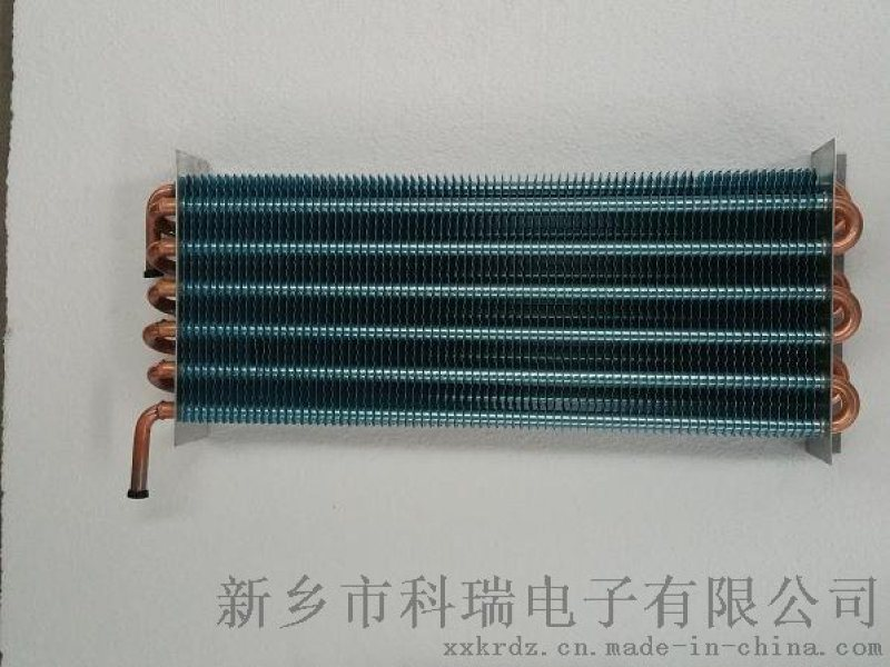 80#生化培养箱,翅片蒸发器,冷凝器