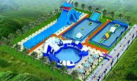 辽宁儿童大型支架游泳池全套儿童游乐水乐园