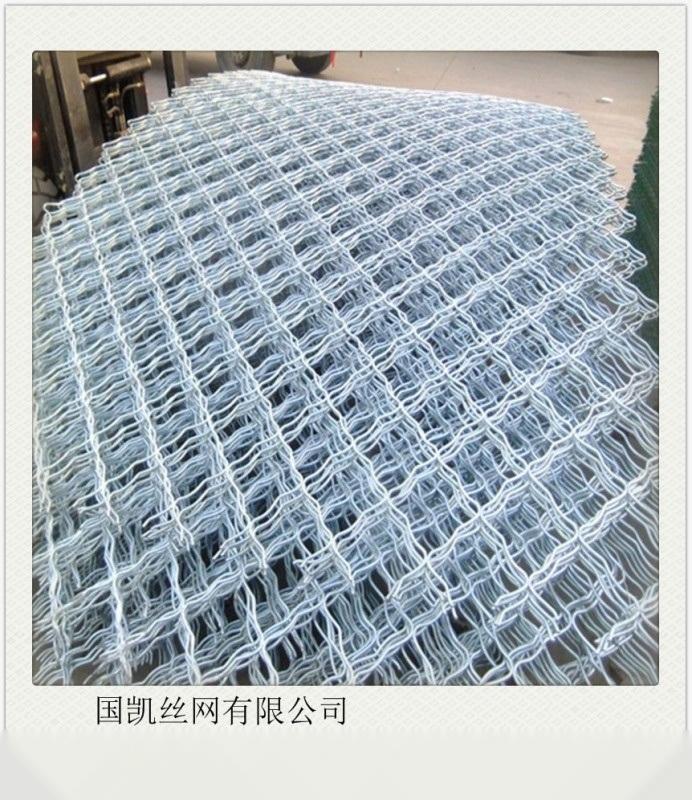 钢板网 防滑冲孔钢笆网
