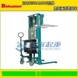 BISHAMON寬型液壓堆高車,日本原裝進口