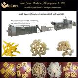 意大利面螺旋面設備通心粉生產線斜口意面機械