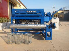 新型高速砖带网焊接机器电焊网设备