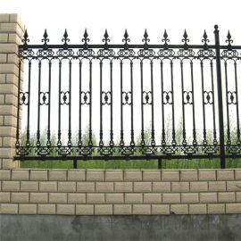 工业基地玛钢围墙护栏公寓铸铁护栏  园林铸铁栏杆