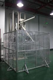 电梯玻璃门及轿壁冲击试验装置