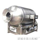 货源厂家羊肉真空滚揉机  羊排入味滚揉机产量