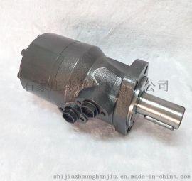 贴石机常用配件低速大扭矩摆线马达液压马达BMH-400 OMH400
