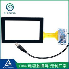 电容屏和电阻屏哪一个比较哈?USB接口