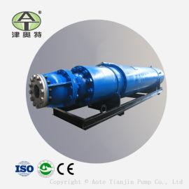 QKS系列140方卧式大流量矿用潜水泵