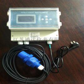 分体式矩形槽专用TD-5D超声波明渠流量计