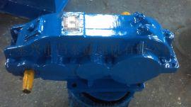 河南ZSC600-46.7立式圆柱齿轮减速机