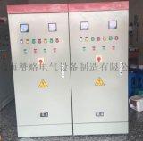 供应山东消防泵软启动水泵控制柜30kw一用一备带双电源