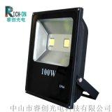 长方形集成LED投光灯,户外幕墙照射灯