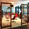 旧城改造装饰铝窗花 个性装修艺术 广东铝窗花厂家