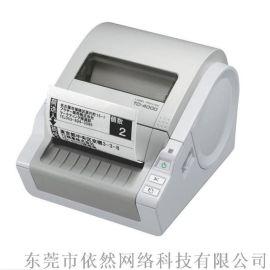 兄弟热敏电脑仓储物流标签机TD-4000