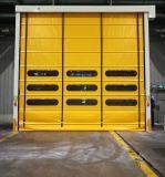 自動堆積門廠家  感應堆積門 快速堆積門