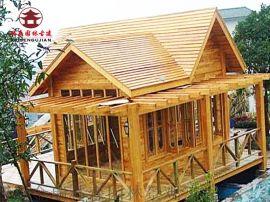 云南生态木屋厂家,休闲康养木屋定制加工