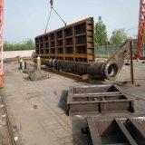 廠家定製景觀鋼壩,液壓壩,液壓翻板閘門生產廠家