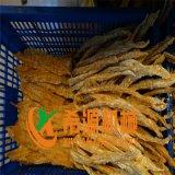 新型腐竹油炸生產線 油皮豆皮油炸設備