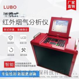LB-3010非分散红外烟气分析仪 大屏彩显