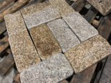 G681虾红文化石山东虾红石材矿山