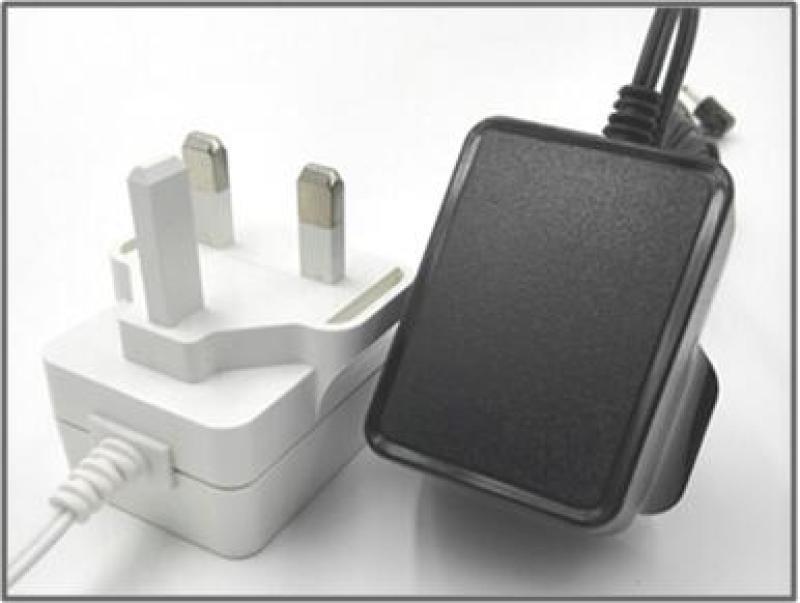 5V2A英规开关电源,BS1363适配器,白色