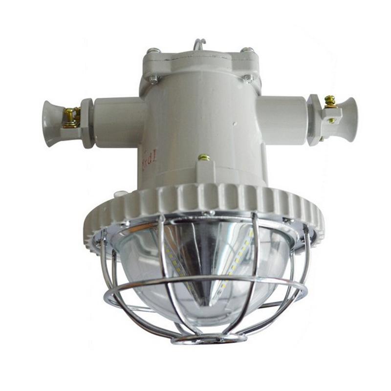 【LED巷道灯】DGS18127矿用隔爆圆形巷道灯