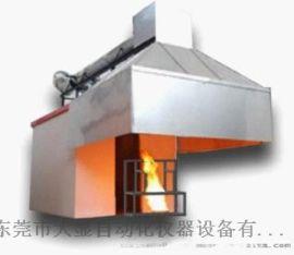 CFR 1633标准床垫阻燃测试仪/热释放速率