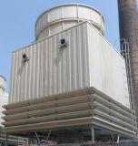 直銷玻璃鋼冷卻塔 中溫超低噪聲多風機型逆流冷卻塔
