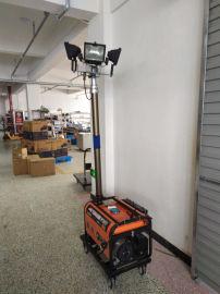 隆业供应-移动式工程照明车