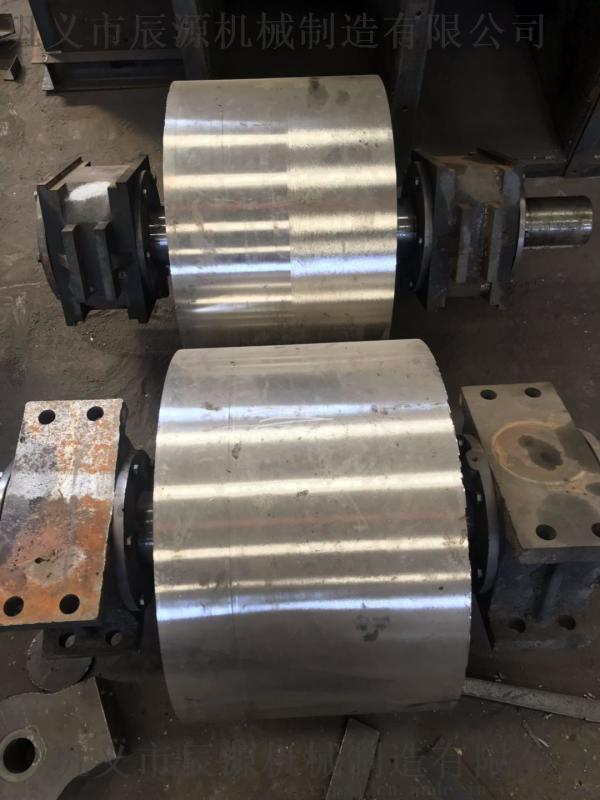辰源双辊式破碎机的工作原理2PG400*600