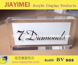 水晶胶工艺品,水晶胶摆件,透明树脂摆件