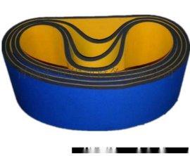 厂家直销 天津 **地区 国产倍力特B-LITE牌 PVC输送皮带 平面传动带 环形无缝平皮带